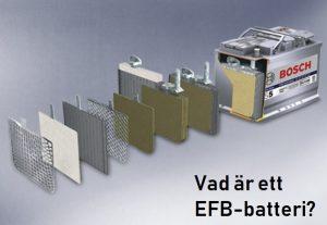 vad är ett efb batteri