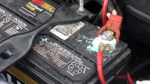 dåligt bilbatteri